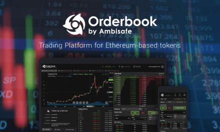 Orderbook lanza su primer ICO completa a través de bolsa descentralizada de tokens