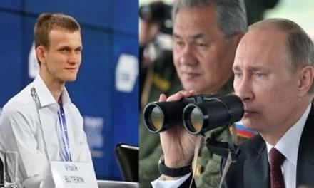Rusia hacia Ethereum: Vladimir Putin se reúne con Vitalik Buterin