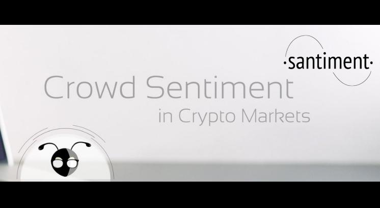 Santiment dispondrá de información verificada para evitar fraudes y pérdidas en mercados de criptomonedas
