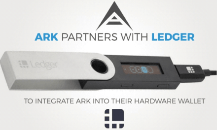 ARK estará disponible en el monedero de hardware Ledger a partir del 28 de julio de 2017