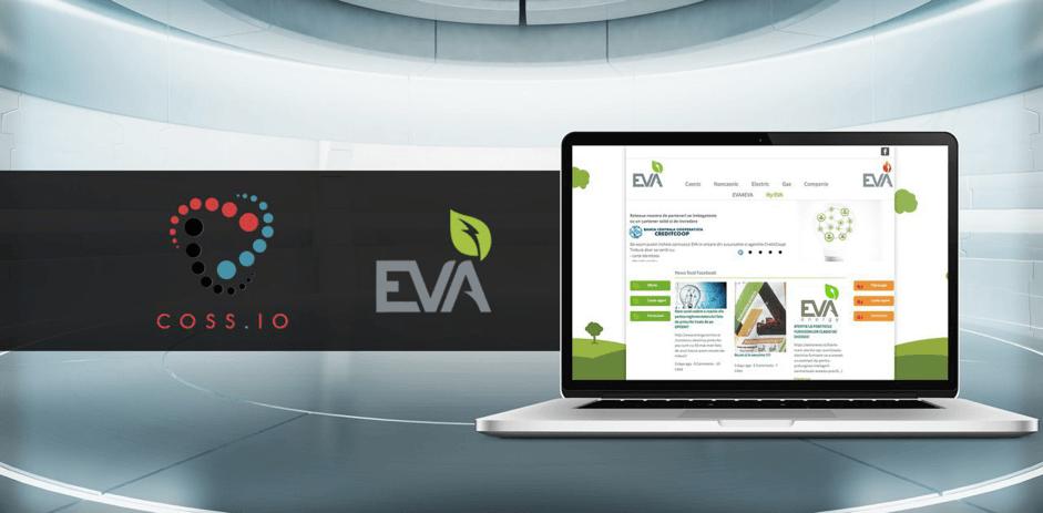 Startup Blockchain COSS y Eva Energy de Rumania se unen para permitir pagos de facturas en criptomoneda