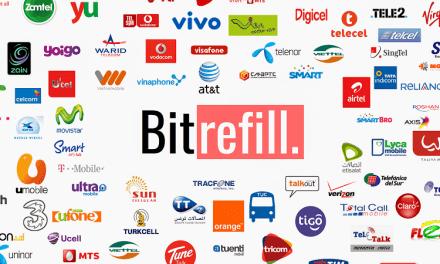 Recarga tu teléfono con bitcoin antes del hardfork y gana beneficios con Bitrefill