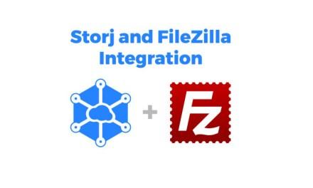 Storj anuncia integración con empresa de transferencia de archivos FileZilla