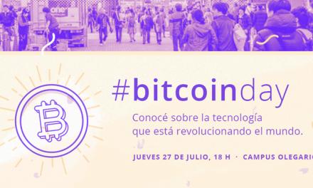 #BitcoinDay llega a la provincia de Mendoza en Argentina