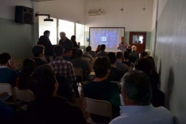 Blockchain Bitcoin Conferencia Argentina