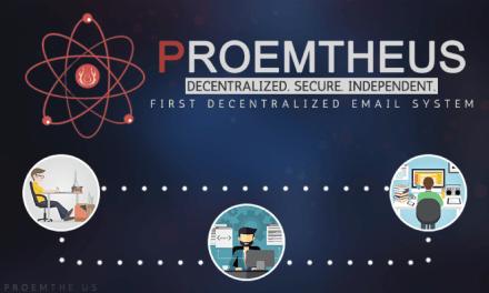 Proemtheus construye el primer sistema de correo electrónico descentralizado, anuncia preventa