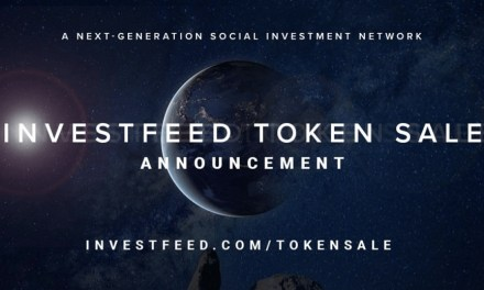 Venta de tokens de investFeed recibe amplio apoyo de la Comunidad criptomoneda