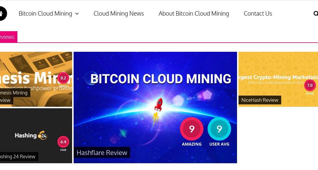 Plataforma Cloud Mining Report lanza evaluaciones de Minería de Nube