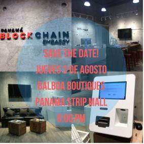 Panamá Blockchain Embassy 7
