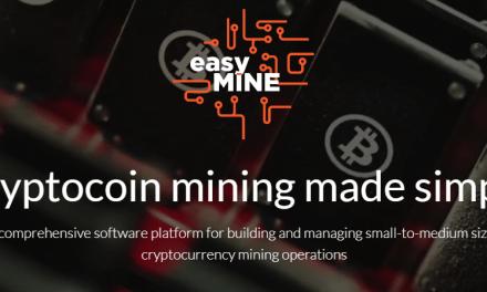 easyMINE: software para minería automatizada de criptomonedas