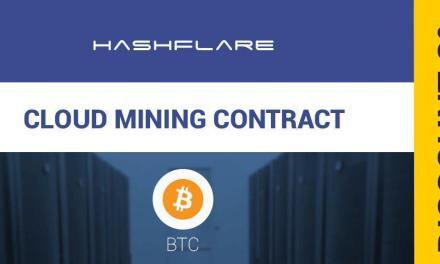 HashFlare ofrece la minería Bitcoin de nube más barata, descuento hasta el 17 de septiembre de 2017