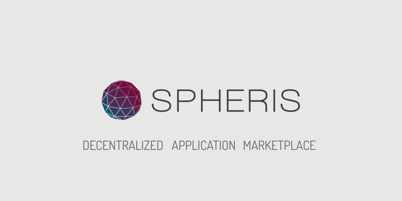 Spheris ofrece el primer mercado descentralizado de software sin intermediarios