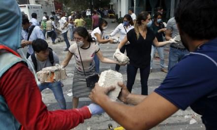 Más de $60 mil en criptoactivos han sido donados a víctimas de terremoto en México