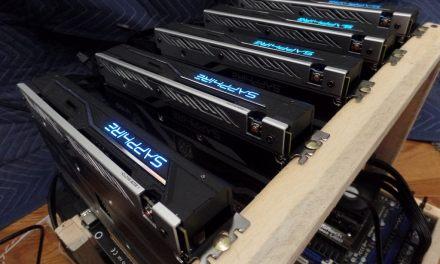 Bitmain podría vender mineros de 8 GPU exclusivos para China