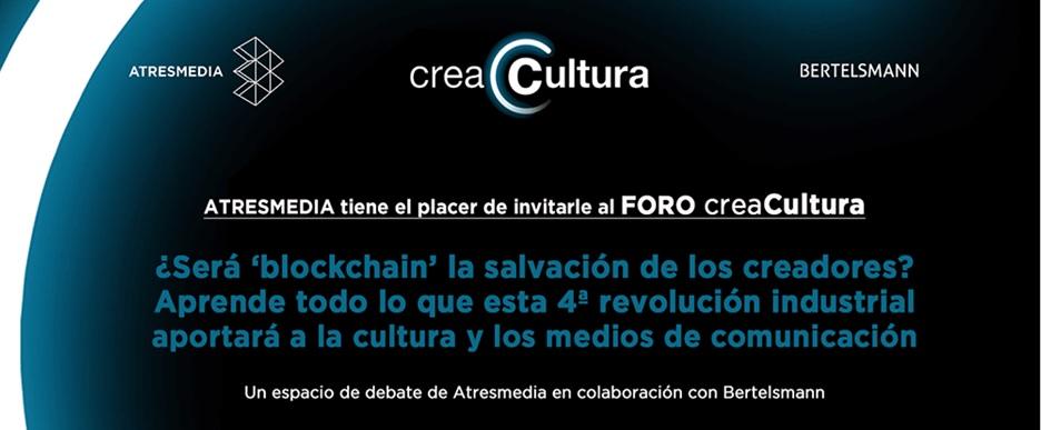 Atresmedia analiza el papel de los creadores en los nuevos negocios blockchain de entretenimiento