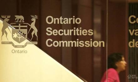 Comisión de Valores de Ontario respaldará a las criptomonedas e ICO