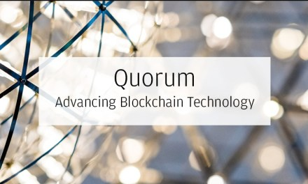 JP Morgan presentará última versión de Quorum en evento de la Enterprise Ethereum Alliance