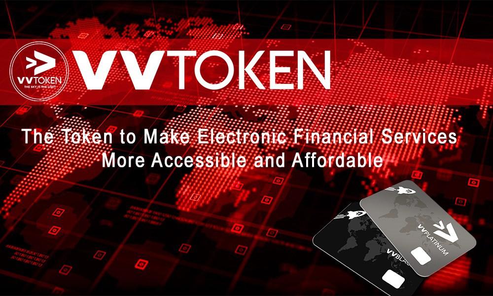 VVToken anuncia ICO para hacer los servicios financieros electrónicos más accesibles y asequibles