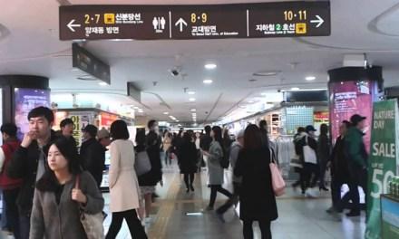 Más de 600 tiendas aceptarán bitcoin como método de pago en centro comercial de Seúl