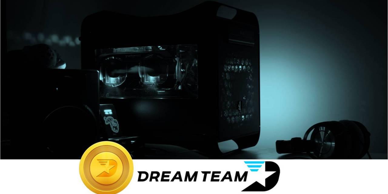 Se acerca la ICO de DreamTeam, la plataforma para deportes electrónicos