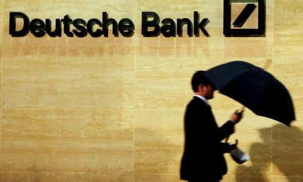 "Ejecutivo del Deutsche Bank advierte ""el comienzo del fin del dinero fiat"""
