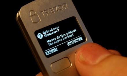 Trezor anuncia pre-venta del más reciente modelo de sus carteras frías