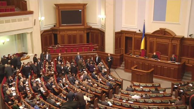 Parlamento de Ucrania estudia propuesta de ley para eximir impuestos a criptomonedas