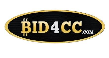 Bid4CC encabeza la primera subasta de criptomonedas en línea