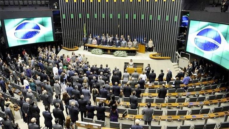 Parlamento de Brasil inicia debate sobre legislación para las criptomonedas