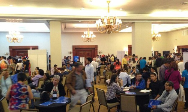 Caracas recibió a más de mil entusiastas de las criptomonedas en el evento Ciudad Dash