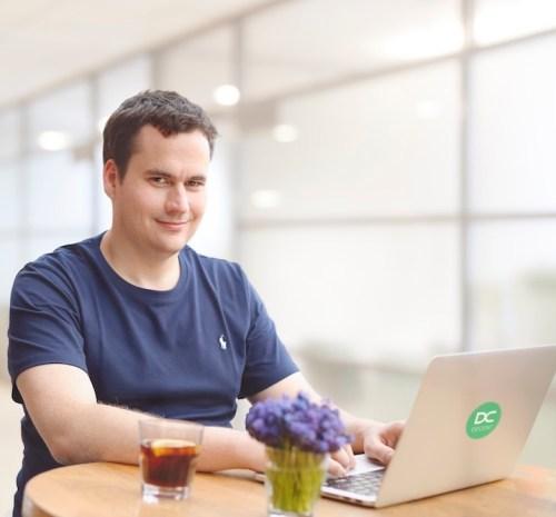Matej Michalko Blockchain Comunicación