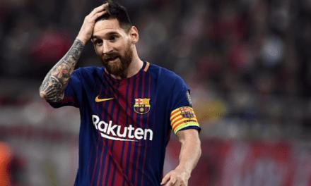 Messi se anota al equipo de las ICO