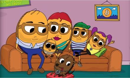 Meet The Bitcoins: conoce la serie animada sobre una familia de criptomonedas