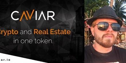 Mikhail Savchenko de ChronoBank se une como asesor de Caviar – Cripto y Bienes Raíces en un Token