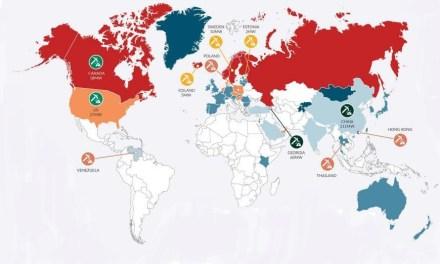 Mundo de las criptomonedas y criptomonedas en el mundo: exhaustivo estudio de la Universidad de Cambridge