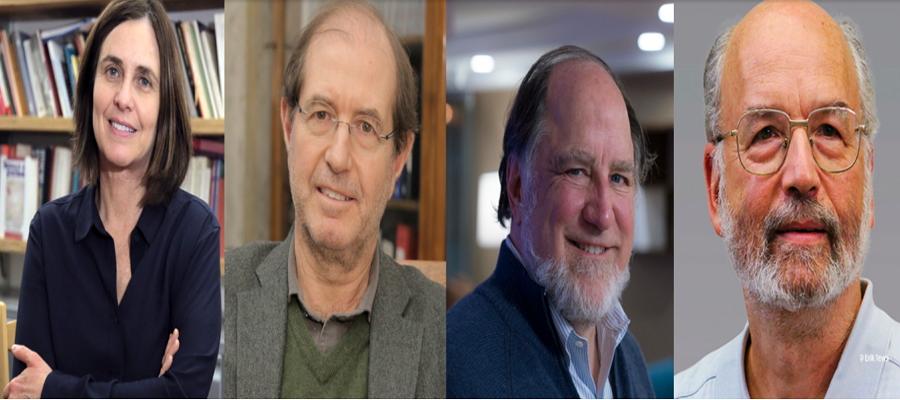 Fundación BBVA premia a cuatro genios de la criptografía por sus aportes a la nueva era digital