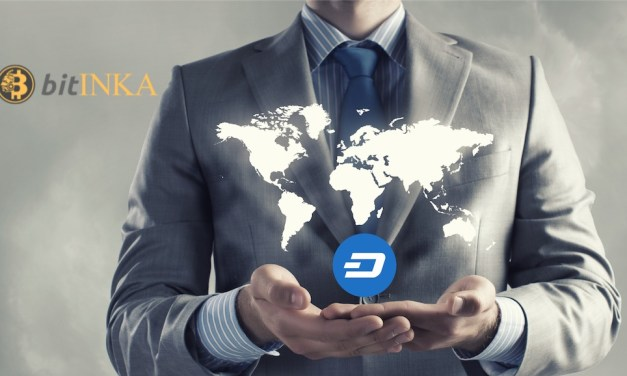 BitInka integra criptomoneda Dash a sus operaciones de intercambio