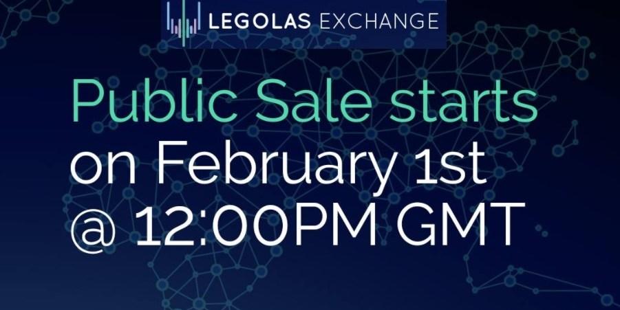 Legolas Exchange comienza su ICO este 1ero de febrero