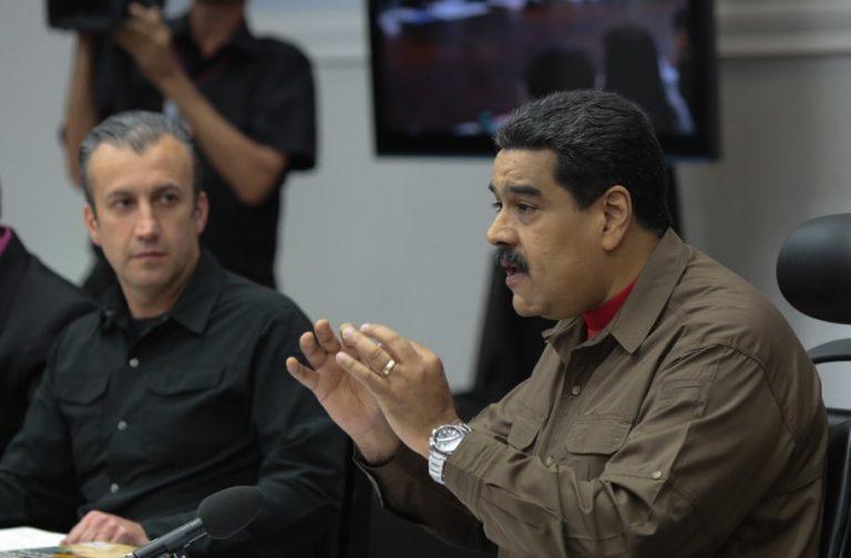 Libro Blanco del Petro se publicará este 14 de enero, anuncia Maduro