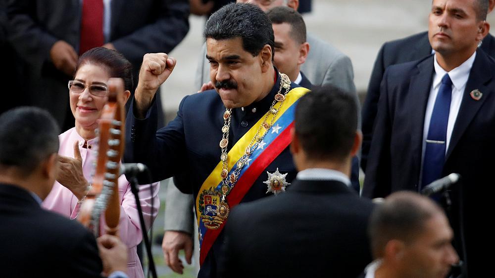 Presidente de Venezuela anuncia pre-venta del Petro para este 20 de febrero
