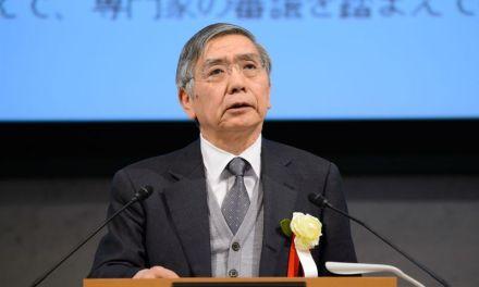 Gobernador del Banco de Japón asegura que bitcoin no afectará al yen