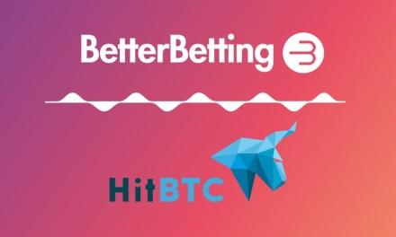 BetterBetting, basado en Blockchain, anuncia la cotización de su token nativo BETR en HitBTC