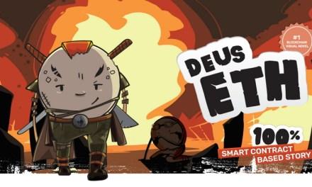 Deus ETH: una lucha de tokens en un mundo post-apocalíptico