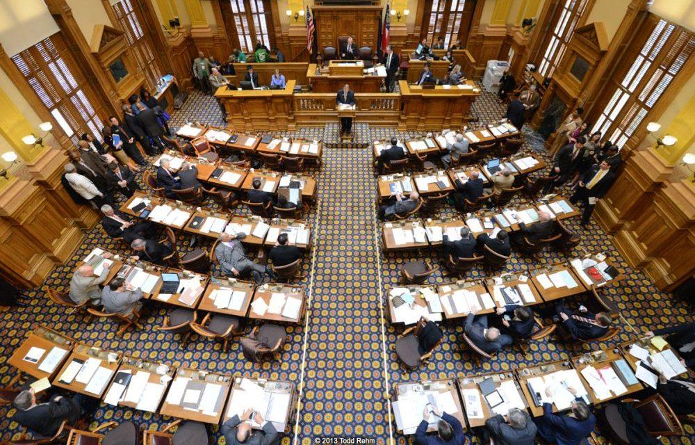 Presentan una propuesta para el pago de impuestos con criptomonedas en el Estado de Georgia