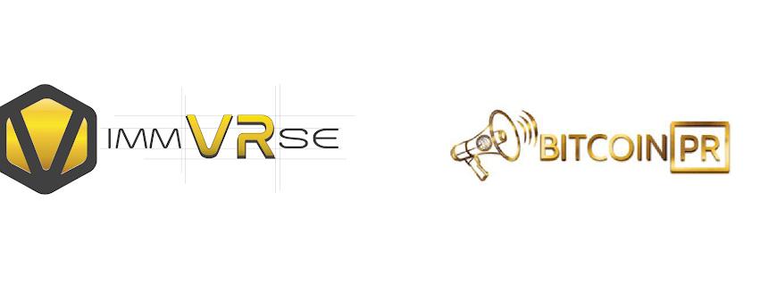 ImmVRse firma asociación con la agencia Bitcoin PR Buzz