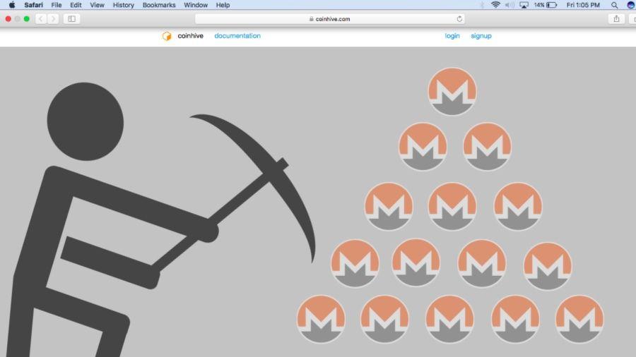 Malware de minería encubierta infecta miles de páginas web para conseguir Monero