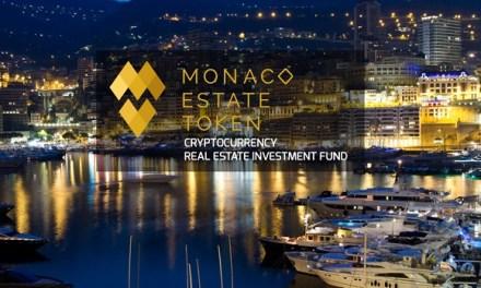 Monaco Estate lanzará el primer fondo de inversión de bienes raíces en criptomonedas.