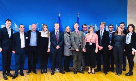 Europa propone la transformación de sectores clave de la economía y la sociedad de los Estados miembros con blockchain