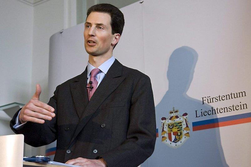 Príncipe de Liechtenstein muestra interés en la inversión en criptomonedas y blockchain