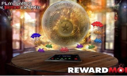 Obten recompensas en criptoactivos por jugar con RewardMob